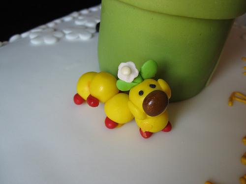 Mario Birthday Cake Wiggler