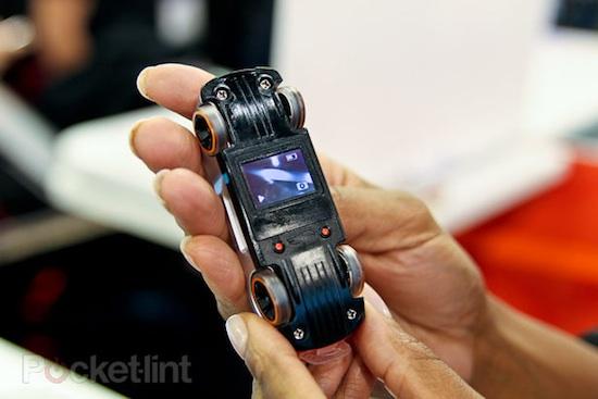 Mattel Video Racer Hot Wheels Camera Car