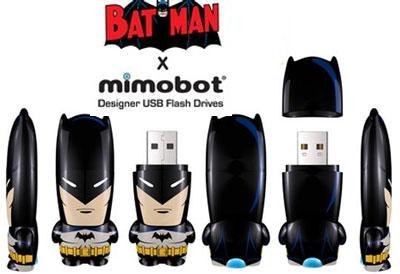 Mimobot Batman Flash Drive