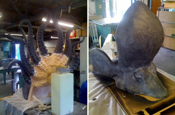 Octopus Chair Behind the Making