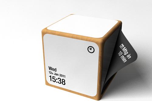 Peel clock 1