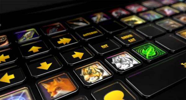Razer Switchblade Netbook 1