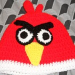 Red Angry Bird Beanie