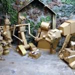Robot Nativity