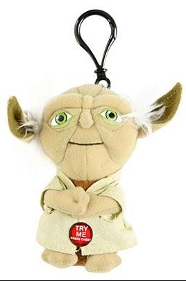 Yoda Key Chain