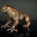 Single Terror Dog Sculpture 4