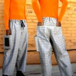 Solar Powered Pants