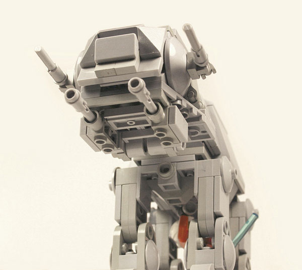 Star Wars AT-AT LEGO Miniature