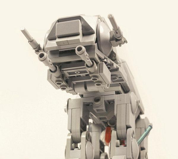 Star Wars AT-AT LEGO Miniature
