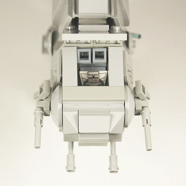 Star Wars LEGO AT-AT Cockpit