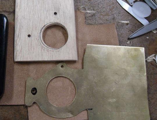 Steampunk Hard Drive Case 2