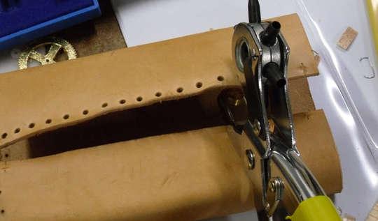 Steampunk Hard Drive Case 3