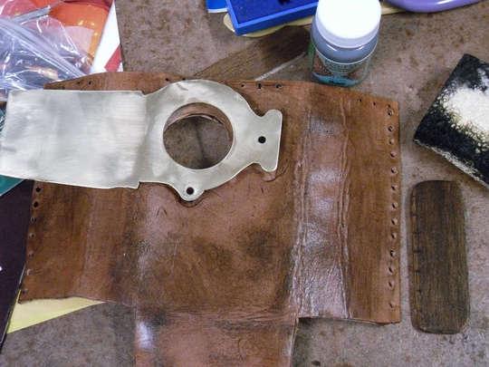 Steampunk Hard Drive Case 4
