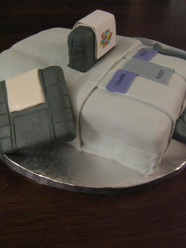 Super Nintendo Cake 3