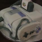 Super Nintendo Cake 2