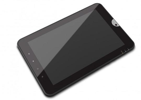 Toshiba's new Android Tablet
