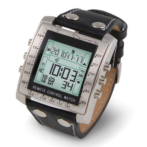 Universal Remote Control Wristwatch