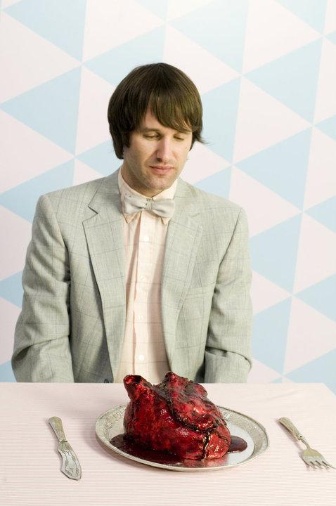 Valentine's Bleeding Heart Cake 3