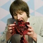Valentine's Bleeding Heart Cake 4