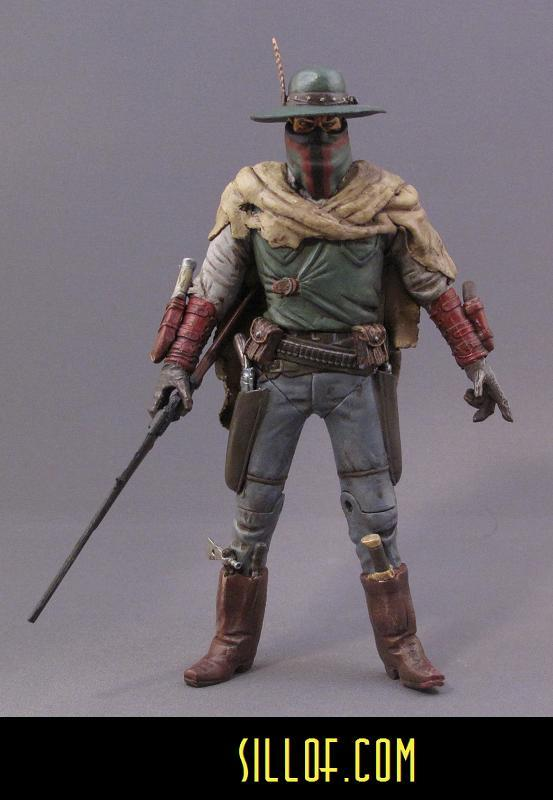 Western Star Wars Boba Fett