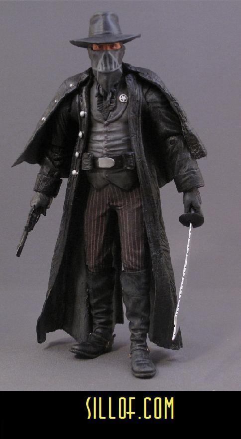 Western Star Wars Darth Vader