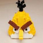 YellowAngryBirdLego
