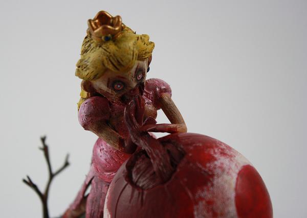 Zombie Peach 4