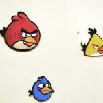 angry birds red blue yellow