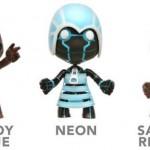 LittleBigPlanet Action Figures