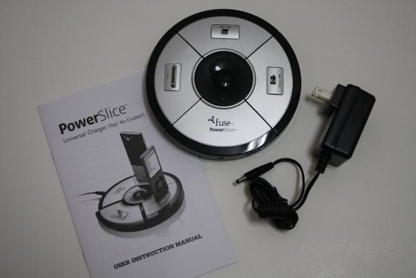 gadget charger powerslice review