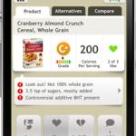 iphone fooducate