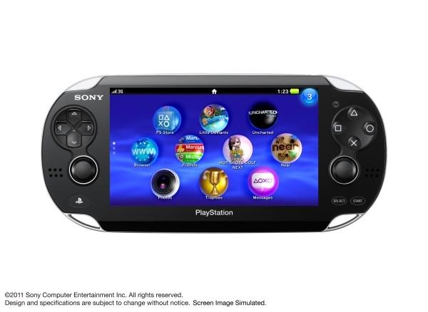 Next Generation Portable: NGP PSP 2