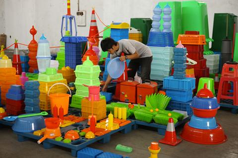 Plastic Shanghai Scale