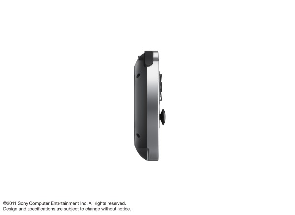 Next Generation Portable NGP PSP 2