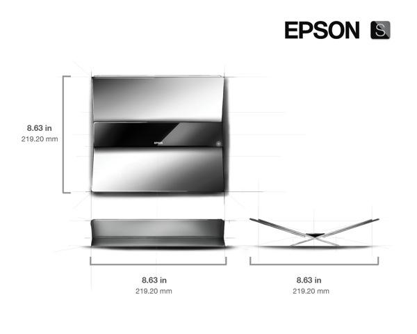 Epson S Schematic