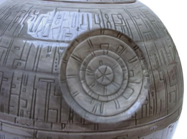 star wars cookie jar design