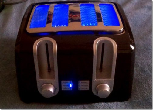 Xtoaster - Xbox 360 Toaster