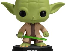 Yoda Bobble Head
