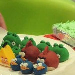 Angry Birds and Pigs Decoration