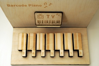 Barcode Piano 2