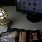 Bomb Lamp 3