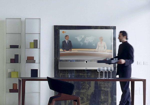Invisio Transparent TV Screen