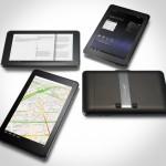 LG Optimus Pad photos