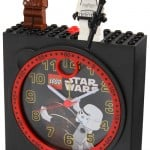Lego Star Wars Clock