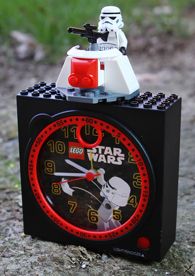 Lego Star Wars Clock Turret