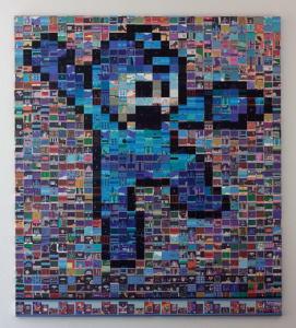 Megaman Mosaic