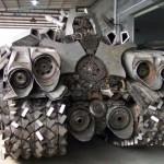 Megatron Tank Back