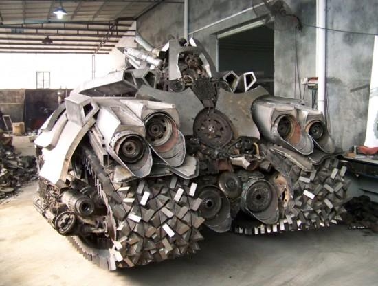 Megatron Tank Back2