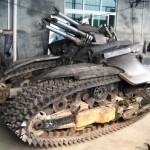 Megatron Tank Side