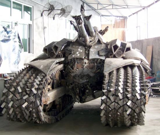 Megatron Tank